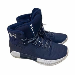 Under Armour Drive TB 4 Basketball Shoes Navy 6.5